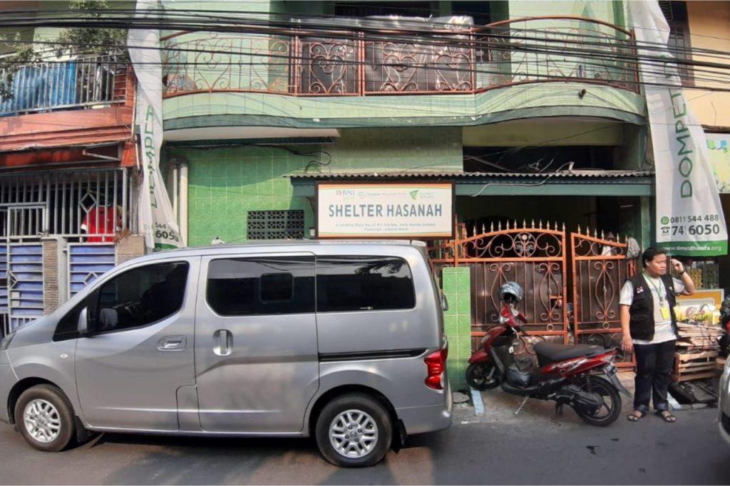 Menilik Shelter Hasanah, Rumah Singgah Keluarga Pasien