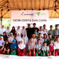 Beasiswa Pendidikan Jamkrindo Syariah, Bantu Siswa Yatim Berprestasi