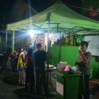 Darling Tak Luput Dampingi Korban Kebakaran di Kawasan Jakarta