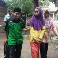Dompet Dhuafa Bantu Evakuasi 2 Anak Tukang Becak Obati Kejiwaan