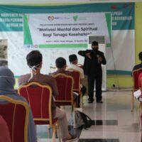 Dompet Dhuafa Beri Motivasi Spiritual untuk Tenaga Medis