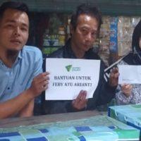 Dompet Dhuafa Bantu Febby: Bukan Penjual Kopi Biasa