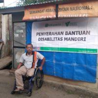 Tokopedia dan Dompet Dhuafa Bantu Penyandang Disabilitas