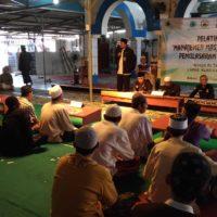 Saat Warga Binaan Lapas Bekasi Belajar Manajemen Masjid dan Khotib