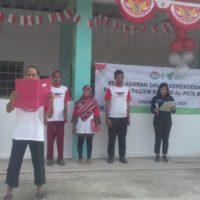 Dompet Dhuafa  Semarakan Kemerdekaan Bersama Ratusan Pasien Gangguan Jiwa