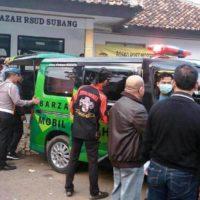 Barzah Dompet Dhuafa Bantu Evakuasi Korban Kecelakaan Maut Tanjakan Emen
