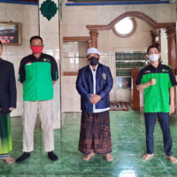 Kunjungi Masjid, Barzah Dompet Dhuafa Perluas Layanan Pengantaran Jenazah