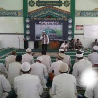 Semarak Isra Mi'raj di Rutan Kelas III Gunung Sindur Bogor