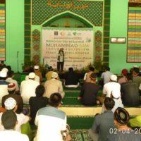 Puluhan Napi Hapus Tato Menyambut  Isra Mi'raj