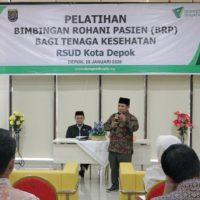 RSUD Kota Depok Jalin Kerjasama Pelayanan Keagamaan Islam dengan Dompet Dhuafa