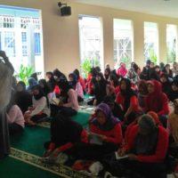 Pesantren Kilat bagi Warga Binaan Lapas Anak Wanita – Tangerang