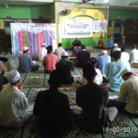Warga Binaan Lapas Belajar Menghafal Qur'an dengan Gunakan Jemari