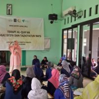 100 warga binaan mengikuti pelatihan terapi Al Qur'an